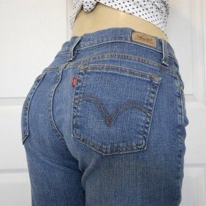 Levi's Jeans 550 Relaxed Bootcut Size 10